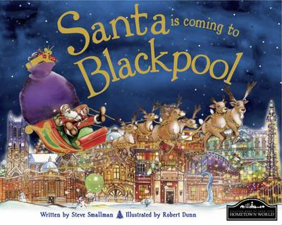 Santa is Coming to Blackpool by