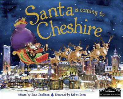 Santa is Coming to Cheshire by