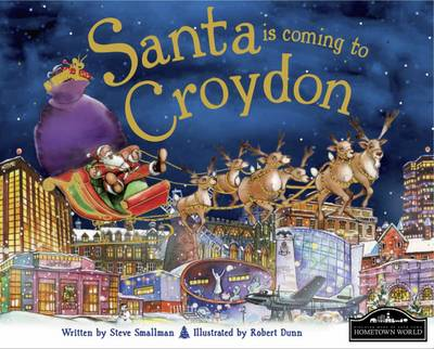 Santa is Coming to Croydon by