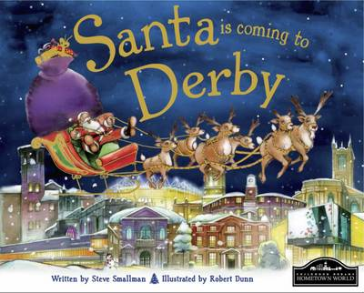 Santa is Coming to Derby by