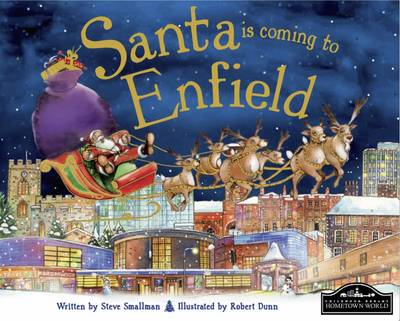 Santa is Coming to Enfield by