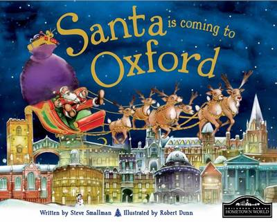 Santa is Coming to Oxford by
