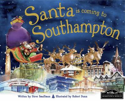Santa is Coming to Southampton by