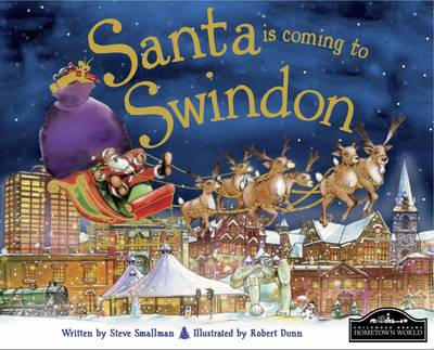 Santa is Coming to Swindon by