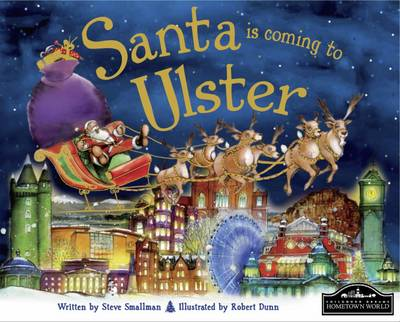 Santa is Coming to Ulster by