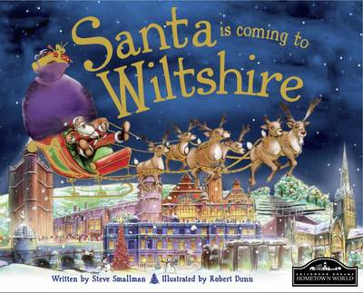 Santa is Coming to Wiltshire by