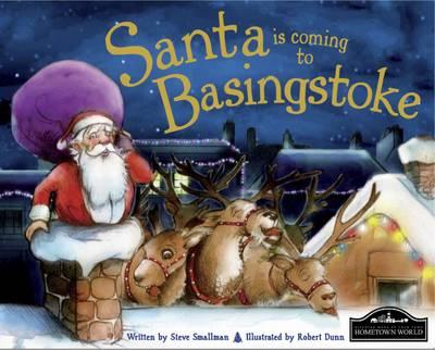 Santa is Coming to Basingstoke by