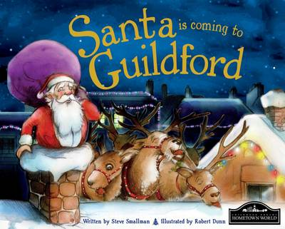 Santa is Coming to Guildford by