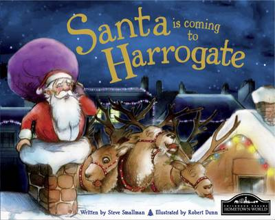 Santa is Coming to Harrogate by