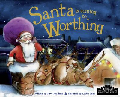 Santa is Coming to Worthing by