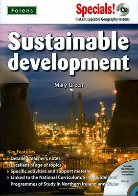Secondary Specials! +CD: Geography - Sustainable Development by Mary Green