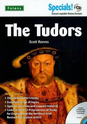 Secondary Specials! +CD: History - The Tudors by Scott Reeves