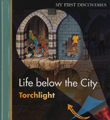 Life Below the City by Claude Delafosse, Ute Fuhr, Raoul Sautai