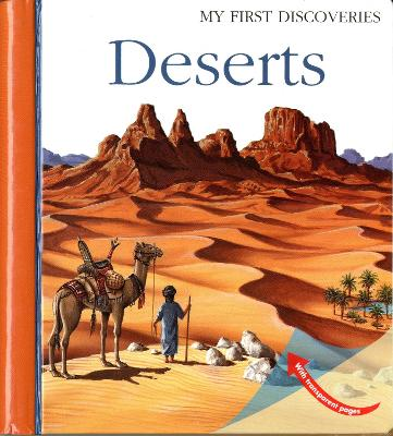 Deserts by Donald Grant