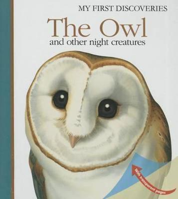 The Owl And Other Night-Flying Creatures by Sylvaine Peyrols
