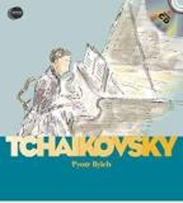 Piotr Ilyich Tchaikovsky by Stephane Ollivier