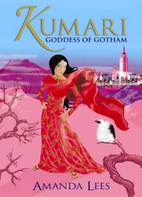Kumari - Goddess of Gotham by Amanda Lees