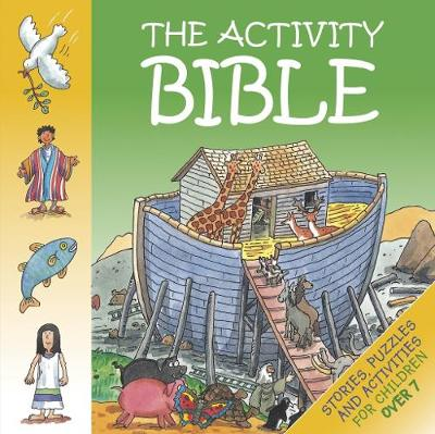 Activity Bible Over 7's by Leena Lane