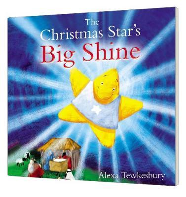 The Christmas Star's Big Shine - Minibook by Jan Godfrey