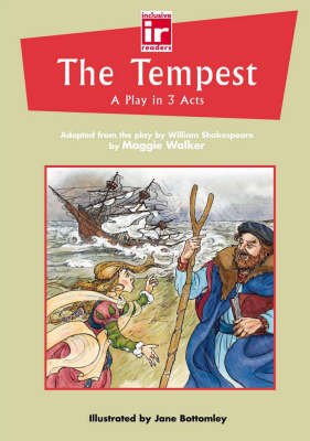 The Tempest Big Book by Maggie Walker, William Shakespeare, Val Davis, Ann Berger