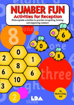 Number Fun Activities for Key Stage One by Mark, QC Hill