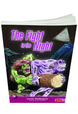 Fight in the Night (Easier Level) by Lucas Wellington