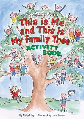 This is Me and This is My Family Tree Multi-activity Book by Nicky May