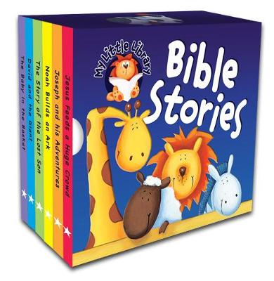 Bible Stories by Karen Williamson