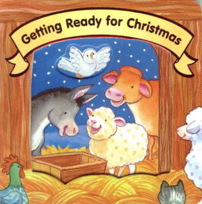 Getting Ready for Christmas by Jesslyn Deboer