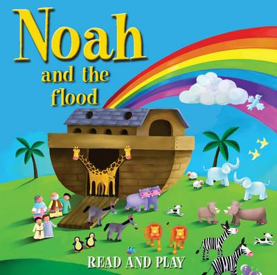 Noah and the Flood by Jo Parry