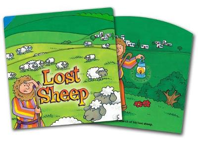 The Lost Sheep - Candle Play book by Juliet David