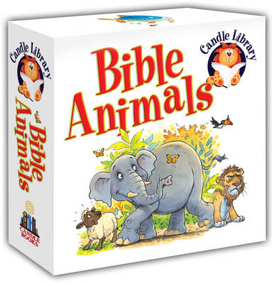 Candle Library Bible Animals by Steve Smallman