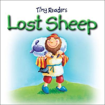 Lost Sheep Tiny Readers by Hannah Wood