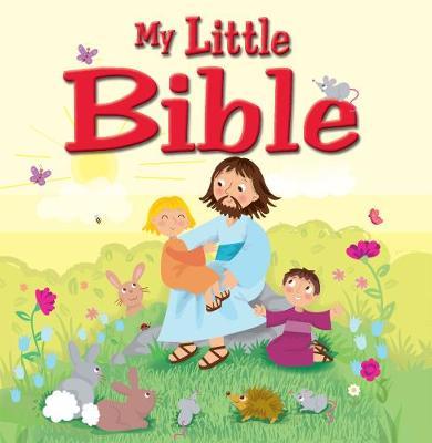 My Little Bible by Stephanie McFetridge Britt