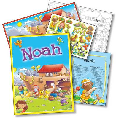 Noah Activity Pack by Juliet David