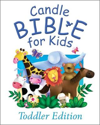 Candle Bible for Kids Toddler edition by Juliet David