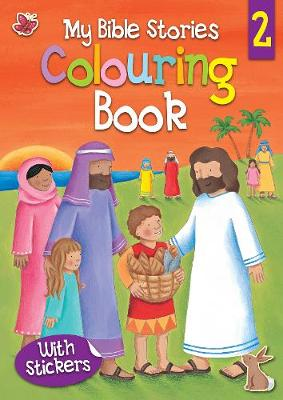 My Bible Stories Colouring Book 2 by Juliet David