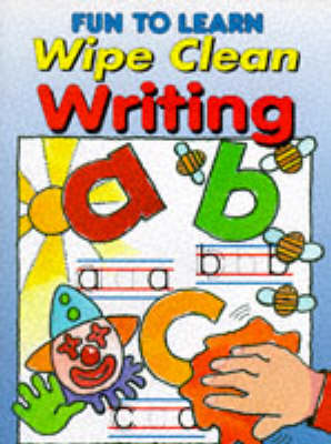 Wipe Clean Writing by
