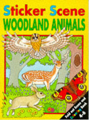 Sticker Scene: Woodland Animals by