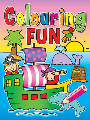 Big Colouring Book by David Crossley