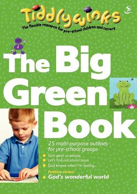 The Big Green Book by Scripture Union