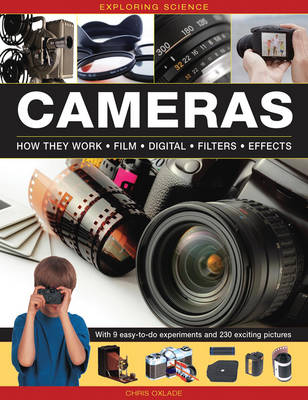 Exploring Science: Cameras by Chris Oxlade