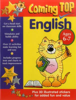 Coming Top: English - Ages 6 - 7 by Alison Hawes, Jill Jones