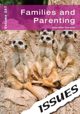Families and Parenting by Cara Acred