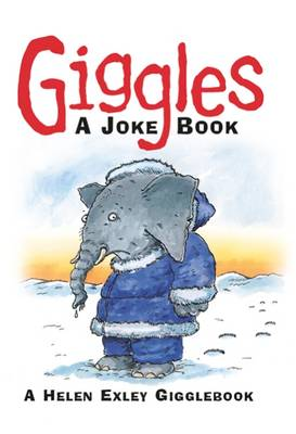 Giggles A Joke Book by Helen Exley