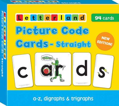 Straight Picture Code Cards by Lyn Wendon
