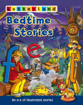 Bedtime Stories by Domenica Maxted, Susi Martin