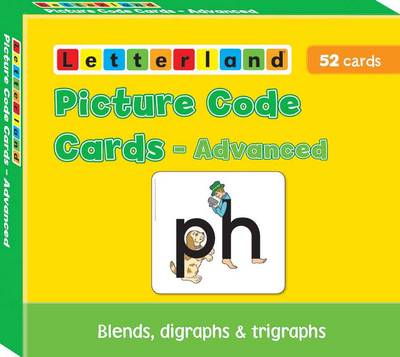 Picture Code Cards Advanced by Lyn Wendon, Lisa Holt