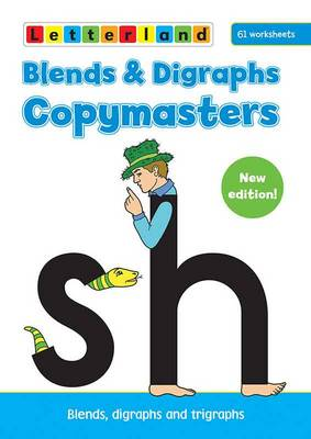 Blends and Digraphs Copymasters by Lyn Wendon, Lisa Holt
