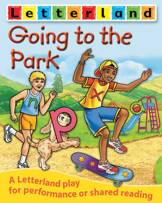 Going to the Park by Domenica Maxted, Susi Martin Taylor